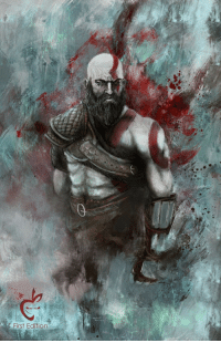 the-gamer-land:  God of War: First Edition the-gamer-land:  God of War