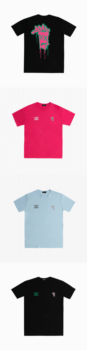 FIRST LOOK. 🤫  UNLOCK @QuavoStuntin DROP II EARLY exclusively through our app - 8am BST TOMORROW. 🔓  Including these app-exclusive tee in three colour ways. 🥶💧  Download here 👉 https://t.co/vKSaZz0EWA https://t.co/GMR9ReSZD1: FIRST LOOK. 🤫  UNLOCK @QuavoStuntin DROP II EARLY exclusively through our app - 8am BST TOMORROW. 🔓  Including these app-exclusive tee in three colour ways. 🥶💧  Download here 👉 https://t.co/vKSaZz0EWA https://t.co/GMR9ReSZD1