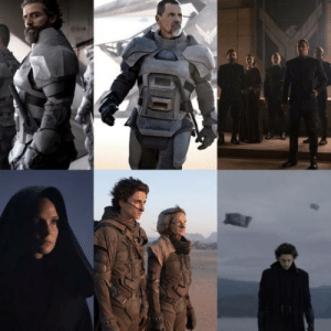 First look at Dune Movie (imagine Star wars +Game of Thrones). Directed by the guy who make Blade Runner 2049, Sicario, Arrival.: First look at Dune Movie (imagine Star wars +Game of Thrones). Directed by the guy who make Blade Runner 2049, Sicario, Arrival.