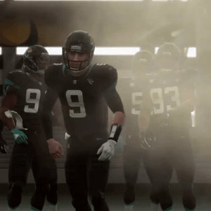 Memes, 🤖, and Madden: First look at @NickFoles dropping dimes with the @Jaguars in Madden! 🎯 https://t.co/j670I2k1h4