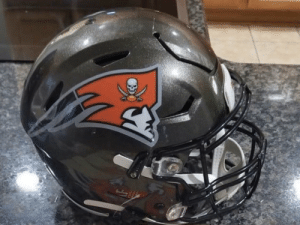 FIRST LOOK: New helmets of the Tampa Bay Buccaneers leaked https://t.co/pzeYnfn6Sj: FIRST LOOK: New helmets of the Tampa Bay Buccaneers leaked https://t.co/pzeYnfn6Sj