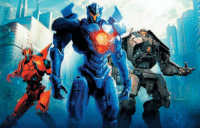 First OFFICIAL look at the Jaegers from Pacific Rim: Uprising !!!: First OFFICIAL look at the Jaegers from Pacific Rim: Uprising !!!