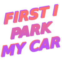 Tumblr, Blog, and Http: FIRST  PARK  MY CAR modstins-personal-stuff:then what