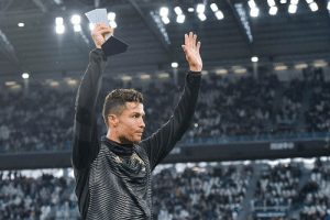 First season in Serie A, first MVP  Ronaldo is enjoying life in Italy ⚫️⚪️: First season in Serie A, first MVP  Ronaldo is enjoying life in Italy ⚫️⚪️