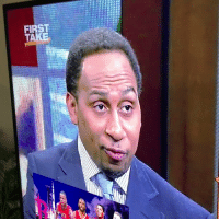 Memes, Soon..., and Stephen: FIRST  TAKE Stephen A Smith is going to have a heart attack soon.  https://t.co/zeVqWkMktD