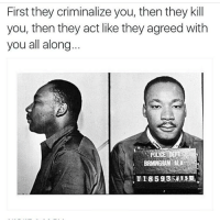 Africa, Assassination, and Fbi: First they criminalize you, then they kill  you, then they act like they agreed with  you all along  BIRMINGHAM ALA The FBI assassinated MLK... Here is one of their subsequent-current operations for the destruction of Africans... Mainstream media demonises Africans in order to: To justify use of police force (brutality) To influence popular opinion To create suspicion and a divide between the African Middle class and working class. To discredit the campaign for justice against an oppressive and racist system. Did you hear about cointelpro ? Well it's still going on, it's just more classified, the US government knows the influence African could have in government and they are scared. Here is how the US Government thinks. Below is Extracts from operation cointelpro stolen from the FBI by Africans Americans and Europeans American activists. NATIONAL SECURITY COUNCIL MEMORANDUM-46 MARCH 17, 1978 Presidential Review Memorandum NSCM-46 TO: The Secretary of State The Secretary of Defense The Director of Central Intelligence SUBJECT: Black Africa and the U.S. Black Movement II. A. U.S. INTERESTS IN BLACK AFRICA A multiplicity of interests influences the U.S. attitude toward black Africa. The most important of these interests can be summarized as follows: 1. POLITICAL If black African states assume attitudes hostile to the U.S. national interest, our policy toward the white regimes; which is a key element in our relations with the black states, may be subjected by the latter to great pressure for fundamental change. Thus the West may face a real danger of being deprived of access to the enormous raw material resources of southern Africa which are vital for our defense needs as well as losing control over the Cape sea routes by which approximately 65% of Middle Eastern oil is supplied to Western Europe. Moreover, such a development may bring about internal political difficulties by intensifying the activity of the black movement in the United S
