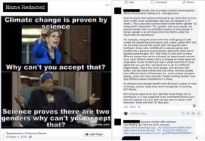 First time responding to relative's transphobic rants. Did I do okay?: First time responding to relative's transphobic rants. Did I do okay?