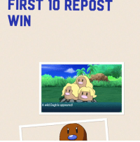 Memes, Pikachu, and 🤖: FIRST TO REPOST  WIN  A wild Dugtrio appeared! First 10 repost win alolan dugtrio. Rules are 1. Must be following me @pokemon_does_things and @rayquaza64 2. Tag me in the repost. 3. Day which one you want.(there will be a marorawk after this one) and that's it. 4.Repsot with mewandrayquazaga --------------------- pokemon pokemongo nintendo gamefreak mew shiny pikachu pokeball pokedex