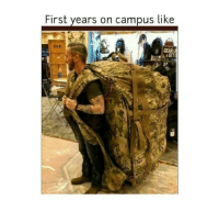 First, Gear, and Like: First years on campus like  o.c  GEAR