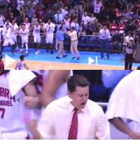"""From Asi Taulava: """"In my 17 years in the PBA I've never seen Coach Tim Cone Get pumped up on the side lines after and 1."""": fis  1kg  ご  区  Apr-  13ns From Asi Taulava: """"In my 17 years in the PBA I've never seen Coach Tim Cone Get pumped up on the side lines after and 1."""""""