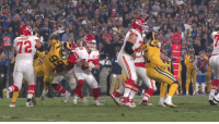 Memes, Game, and Watch: FISHER  2 .@AaronDonald97's performance in two words?  Game. Wrecker.  Watch these highlights and see why. #KCvsLAR #LARams https://t.co/48ZOMZS9Z2