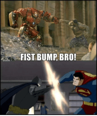 Oracle, Hell, and Comics: FIST BUMP, BRO  Oracle Hell yea!!!!! *insert explosions here*  <3 Catwoman #gothamcitymemes