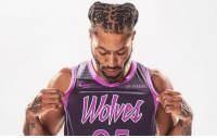 Memes, Games, and 🤖: fitbit  Wolvel Derrick Rose's last 3 games:  - 21 PTS, 6 REB, 5 AST - 31 PTS, 5 AST (7-9 3PT) - 21 PTS, 4 AST https://t.co/hGyzpg2Uiq