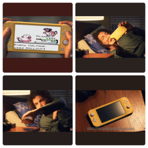 Meme, Nintendo, and Rollout: FLAAFFY  L179  HP:  53  53  Enemy MILTANK  used ROLLOUT!  Nintendo Switch Lite has not been authorized as required by the rules of the Federal Communications Commission  Nintendo Switch Lite is not, and may not be, offered for sale or lease, or sold or leased, until authorzation is obtained. The switch lite trailer has provided a new meme format