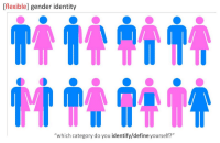"Omg, Tumblr, and Blog: [flexible] gender identity  ""which category do you identify/define yourself?"" <p><a href=""http://takingbackmyfirstamendmentrights.tumblr.com/post/48268546831/schticky-friend-tordles-thingsthatsuckass"" class=""tumblr_blog"">takingbackmyfirstamendmentrights</a>:</p>  <blockquote><p><a class=""tumblr_blog"" href=""http://schticky-friend.tumblr.com/post/47866386268/tordles-thingsthatsuckass-marcovicci-ah"">schticky-friend</a>:</p> <blockquote> <p><a class=""tumblr_blog"" href=""http://tordles.tumblr.com/post/47740455385/thingsthatsuckass-marcovicci-ah-yes-my"">tordles</a>:</p> <blockquote> <p><a class=""tumblr_blog"" href=""http://thingsthatsuckass.tumblr.com/post/46199972424/marcovicci-ah-yes-my-gender-is-blue-with-pink"">thingsthatsuckass</a>:</p> <blockquote> <p><a class=""tumblr_blog"" href=""http://marcovicci.tumblr.com/post/46143225255/ah-yes-my-gender-is-blue-with-pink-leg"">marcovicci</a>:</p> <blockquote> <p>ah yes. my gender is blue with pink leg</p> </blockquote> <p><img alt="""" src=""http://i.imgur.com/np0YskR.png""/></p> <p>so this is killing me cause my mind immediately thought.</p> <p><img alt="""" src=""http://i.imgur.com/SUQFZAg.png""/><img alt="""" src=""http://i.imgur.com/ujsP963.png""/><img alt="""" src=""http://i.imgur.com/e64UXsH.png""/><img alt="""" src=""http://i.imgur.com/0F90Low.png""/></p> <p>and this is why im not allowed to be part of actual serious discussions.</p> </blockquote> <p>i DONT UNDERSTAND THIS AT ALL I KEEP IMAGINING </p> <p><img alt=""image"" src=""https://78.media.tumblr.com/dc54a94ab3c1da6d16fcf177ed268a0c/tumblr_inline_ml48kpYRjg1qz4rgp.png""/></p> <p><img alt=""image"" src=""https://78.media.tumblr.com/b11fc90bc9a9844e412ed414c3ff4916/tumblr_inline_ml48omTKVN1qz4rgp.jpg""/></p> </blockquote> <p>the picture changes when you reblog omg what</p> </blockquote> <p>IT GOT BETTER.</p></blockquote>"