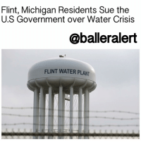 "Memes, Michigan, and 🤖: Flint, Michigan Residents Sue the  U S Government over Water Crisis  aballeralert  FLINT WATER PLANT Flint, Michigan Residents Sue the U.S Government over Water Crisis – blogged by @MsJennyb ⠀⠀⠀⠀⠀⠀⠀ ⠀⠀⠀⠀⠀⠀⠀ Amid the increased tension across the nation and the globe, Flint, Michigan is still without clean water. As a result, over 1,700 residents have sued the U.S. government, seeking a class action status for their allegations that the Environmental Protection Agency mishandled the water crisis. The lawsuit, which was filed on Monday, claimed that the EPA didn't warn the community of the dangers of the toxic water, nor did they make sure the proper authorities addressed the situation, reports state. The residents are seeking $722 million in damages for the crisis that exposed thousands of children to lead poisoning. ""This case involves a major failure on all levels of government to protect the health and safety of the public,"" the lawsuit reads. ""Local, state and federal agencies and employees, working individually and at times in concert with each other, mismanaged this environment catastrophe."" ⠀⠀⠀⠀⠀⠀⠀ ⠀⠀⠀⠀⠀⠀⠀ Just last month, four former officials were charged with conspiring to violate safety rules, in connection to the Flint water crisis, bringing the total to 13 charged."