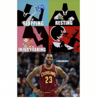 LeBron's sugar and spice. ... lebron james lebronjames cavs sugarspiceandeverythingnice sugar spice nice flop rest fake injury nba meme memes funny basketball nbamemes: FLOPPING  RESTING  INJURY FAKING  @NBAMEMES  CLEVELAND LeBron's sugar and spice. ... lebron james lebronjames cavs sugarspiceandeverythingnice sugar spice nice flop rest fake injury nba meme memes funny basketball nbamemes