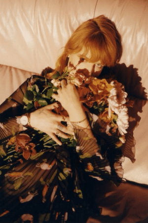 Gucci, Tumblr, and Blog: florenceandflowers:  Florence, Flowers  Gucci - the dreamiest combination.