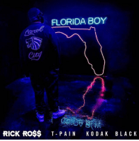 Memes, T-Pain, and Wshh: FLORIDA BOY  RICK RO$$ T PAIN K O DA K BLAC K New KodakBlack x RickRoss x TPain dropping tomorrow 👀🔥 @kodakblack @richforever @tpain WSHH