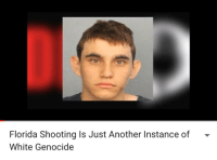 Florida, White, and Another: Florida Shooting Is Just Another Instance of -  White Genocide <p>Um</p>
