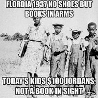"Memes, 🤖, and Deaths: FLORIDIA NOSHOESBUT  BOOKS IN ARMS  TODAY SKIDS SLOOJORDA  NOTABOOKIN SIGHT  LA @Regrann from @chakabars - ""We need to make books cool again. If you go home with somebody, and they don't have books, don't f*ck 'em! It wasn't until I started reading and found books they wouldn't let us read in school that I discovered you could be insane and happy and have a good life without being like everybody else."" ~John Waters There are many brilliant books out there to read. If you don't read then you will struggle to enhance your intellect. Geeks rule the world, not the Hardest, but the smartest. The person you will become is shaped by the books that you read and the people that you spend the most time around. I have started to read much more :) Not just the on Internet but books with references and credible sources. Invest in books and your mind, designer clothes do nothing to enhance your mind. Intelligence is far more sexy ;) Check out @akalamusic reading list. The New Jim Crow - Michelle Alexander Damning The Flood - Peter Hallward Death by Black hole - Neil De Grasse Tyson Millennium - Felipe Fernandez Armesto When China Rules The World - Martin Jacques Assata - Assata Shakur Revolutionary Suicide - Huey Newton Ready For Revolution - Kwame Ture Moses and Monotheism - Sigmund Freud Black People In The British Empire - Peter Fryer KMT - Ayi Kwei Armah The Devil On The Cross - Ngugi Wa Thiongo The London Hanged - Peter Linbaugh From The Ruins Of Empires - Pankaj Mishra An Ordinary Person Guide To Empire - Arundhati Roy Black Genesis - Buaval and Brophy World Poetry (anthology) - Cliffton Fadiman (general editor) Taoist Secrets Of Love - Mantak Chia The Eastern Origins Of Western Civilisation - M. Hobson Breath Eyes Memory - Edwidge Danticat The Sea And Civilisation - Lincoln Paine African Philosophy Of The Pharaonic Period - Theophile Obenga What books can you recommend? chakabars Regrann Regrann"