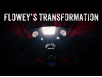 Dude, Shit, and Target: FLOWEY'S TRANSFORMATION sans-is-b4e:  undurtole:  abadtime:  undertale-shitposts:  holy shit this is good  Oh dude, wow. This is some proper Akira level shit. Nice.  I will never sleep again.  This is absolutely terrifying and amazing