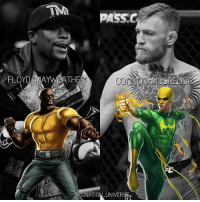 TODAY is the day !! Who do you think is gonna win FLOYD or CONNOR? My money is on Floyd but I'm rooting for Connor. Floyd : LUKE CAGE. Connor : IRON FIST. dc dccomics dceu dcu dcrebirth dcnation dcextendeduniverse batman superman manofsteel thedarkknight wonderwoman justiceleague cyborg aquaman martianmanhunter greenlantern theflash greenarrow suicidesquad thejoker harleyquinn comics injusticegodsamongus: FLOYD MAYWEATH  NATION UNIVERSE TODAY is the day !! Who do you think is gonna win FLOYD or CONNOR? My money is on Floyd but I'm rooting for Connor. Floyd : LUKE CAGE. Connor : IRON FIST. dc dccomics dceu dcu dcrebirth dcnation dcextendeduniverse batman superman manofsteel thedarkknight wonderwoman justiceleague cyborg aquaman martianmanhunter greenlantern theflash greenarrow suicidesquad thejoker harleyquinn comics injusticegodsamongus