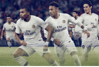 PSG's new away kit shows their genius tactic of looking exactly like Real Madrid so the referees will help them to win the Champions League. https://t.co/Q2ommZVmmJ: Fly  Emirate  Flh  Ely  mrates  FlV  mirates  ats  0 PSG's new away kit shows their genius tactic of looking exactly like Real Madrid so the referees will help them to win the Champions League. https://t.co/Q2ommZVmmJ