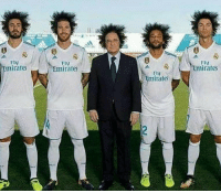 Funny, Memes, and Emirates: Fly  mirates  Fly  Emirates  FIV  mirates  FIV  Emirate If everyone had Marcelo's hair style 😂✂️ Sick Hair Marcelo RealMadrid Funny