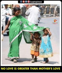 no love: fO/LaughingColours  LAUGHNO  NO LOVE IS GREATER THAN MOTHER'S LOVE