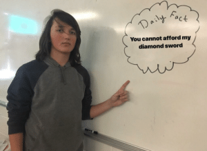 Target, Tumblr, and Blog: Fo  You cannot afford my  diamond sword the-memedaddy:Meirl