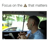 "Memes, Wshh, and Focus: Focus on the  that matters ""Are you focusing on the right stuff?"" 👀🤔 @garyvee WSHH"