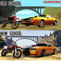 Memes, School, and Content: FOLLOW FOR MORE  OLD SCHOOL  LEBROKER  NEW SCHOOL Old school vs new school - - Follow @lossantosmedia.ig for more hilarious content - Credit goes to @lc_broker