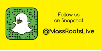 Follow massrootslive on Snapchat for the best weed related snaps! 🍁👻: Follow us  on Snap chat  MassRootsLive Follow massrootslive on Snapchat for the best weed related snaps! 🍁👻