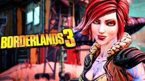 """Children, Guns, and Memes: Following countless teases and years of suggestions that it was in the works, Gearbox Software has officially confirmed Borderlands 3, as part of what it is calling The Year of Borderlands. The third mainline game in the series was revealed at the developer's PAX East panel. Although the reveal was plagued by technical issues, we did ultimately see the debut Borderlands 3 trailer, which you can watch above. We did not, however, get a release date, although more details are coming on April 3.  The trailer begins with a shot of the iconic Psycho mask and pans up to reveal that the wasteland is as desolate and full of mayhem as when we last saw it. A Children of the Vault camp is one of the first things we see and next to the entrance there are signs referring to Calypso. One message reads, """"Answer Calypso's call,"""" while another invites people to """"Meet Calypso."""" This enigmatic figure is introduced in the very next scene and from her wry grin, overconfident swagger, and snarling sidekick, it's a pretty safe bet to say she'll be one of the key villains of Borderlands 3. For those that know their greek mythology, Calypso is the daughter of the titan, Atlas. It just so happens that Atlas is also the name of one of the big corporate entities on Pandora, where the Borderland games primarily take place.  In the next shot we're re-introduced to Lilith, who made her debut as a playable character in the first Borderlands title. She's a key figure in the mythos of Borderlands, being a Siren--incredibly powerful women that have mysterious backgrounds. It is believed that only six Sirens can exist at any one time and, to date, three have appeared in the games. While it doesn't seem like Lilith will be playable, she will no doubt play a huge part in the events of Borderlands 3.  From there, we're introduced to four characters. These are likely the Vault Hunters players will get to control. As of yet, it's unclear what classes they correspond to. The Border"""