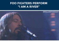 "Foo Fighters, Target, and Http: FOO FIGHTERS PERFORM  ""I AM A RIVER""  92   <p>Rock out this morning to the <a href=""http://www.nbc.com/the-tonight-show/segments/95676"" target=""_blank"">Foo Fighters performance of &ldquo;I Am a River&rdquo;</a>!</p>"
