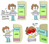 """<p>Worth investing? via /r/MemeEconomy <a href=""""http://ift.tt/2xTsUay"""">http://ift.tt/2xTsUay</a></p>: Food  Food  WORK  WORK  CANT FIT communsim  communsim  communism  INTO MY  country  Gulaging  Gulaging  OR CAN  Food  Food  WORK  communs  im  Gulaging  WORK  mmunsi <p>Worth investing? via /r/MemeEconomy <a href=""""http://ift.tt/2xTsUay"""">http://ift.tt/2xTsUay</a></p>"""