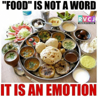 "Double tap if you are foodie.. rvcjinsta: ""FOOD"" IS NOT A WORD  RVC J  WWW, RVCJ.COM  ITIS AN EMOTION Double tap if you are foodie.. rvcjinsta"