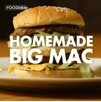 Tag your friend who loves McDonalds's! For more follow ➡️@teamfoodbible⬅️: FOODbible  OMEMADE  BIG M Tag your friend who loves McDonalds's! For more follow ➡️@teamfoodbible⬅️