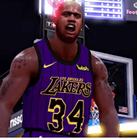 Memes, Shaq, and Los Angeles: Foot  wish  LOS ANGELES If @Shaq played today!   Created by @Shady00018 https://t.co/FCvfB60xrY