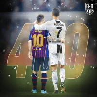 Football, Goals, and Messi: FOOTBALL  HUNALDD  ni Messi and Ronaldo are the only two players to reach 400 goals in Europe's top 5 leagues 🐐
