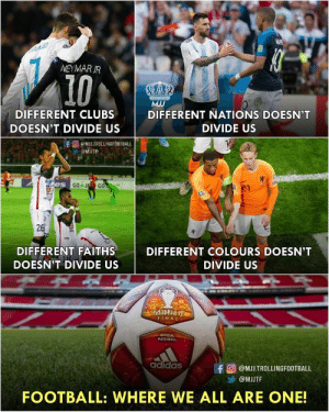 Football: More Than A Game!❤️🙏  #StopRacism #SayNoToRacism https://t.co/1S38BKYMmG: Football: More Than A Game!❤️🙏  #StopRacism #SayNoToRacism https://t.co/1S38BKYMmG