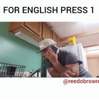 this shit happens every time! FOR ENGLISH PRESS 1... 😂😂: FOR ENGLISH PRESS 1  @reedobrown this shit happens every time! FOR ENGLISH PRESS 1... 😂😂