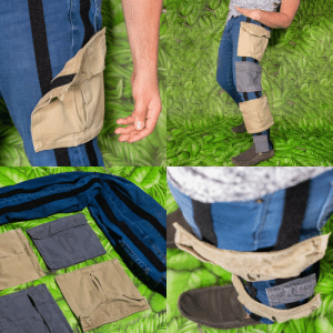 For fun I make myself fake products. The CargoMAX are the modular cargo pants. You can never have enough cargo pockets.: For fun I make myself fake products. The CargoMAX are the modular cargo pants. You can never have enough cargo pockets.