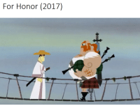 "Dank, Meme, and Samurai: For Honor (2017)  9 <p>For Honor is a ripoff of Samurai Jack via /r/dank_meme <a href=""http://ift.tt/2oa7WiG"">http://ift.tt/2oa7WiG</a></p>"