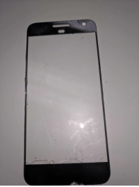 For nearly a year, I thought my phone was cracked. It turned out that the screen protector was cracked, not the phone.: For nearly a year, I thought my phone was cracked. It turned out that the screen protector was cracked, not the phone.