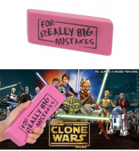 """Make it non-canon!   Posted by Stewart Cornelisse on """"Just Jedi Memes"""": FOR  REALLY B1G  MISTAKESs  FB: ALWAYS A BIGCER FISH-CORE  THE  CLONE  WARS Make it non-canon!   Posted by Stewart Cornelisse on """"Just Jedi Memes"""""""