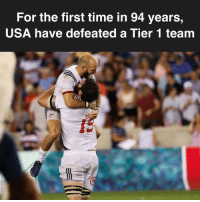 Scotland, Time, and Rugby: For the first time in 94 years,  USA have defeated a Tier 1 team 🇺🇸USA 30 - 29 Scotland 🏴 usa murica scotland rugby
