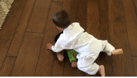 "For the first time, Raeven woke up and begged me to put his gi on. Afterwards he kept saying ""caca,"" which is his word for jiu-jitsu (not sure why). He then proceeded to demonstrate the most beautiful takedown, mount control, and hook removal on his favorite training partner, Maui (who was a gift from @brendanschaub & @joannazanella & @tigerschaub)! 😂😂 @evetorresgracie - Now all I need to do is keep jiu-jitsu this fun for the rest of his life!: For the first time, Raeven woke up and begged me to put his gi on. Afterwards he kept saying ""caca,"" which is his word for jiu-jitsu (not sure why). He then proceeded to demonstrate the most beautiful takedown, mount control, and hook removal on his favorite training partner, Maui (who was a gift from @brendanschaub & @joannazanella & @tigerschaub)! 😂😂 @evetorresgracie - Now all I need to do is keep jiu-jitsu this fun for the rest of his life!"