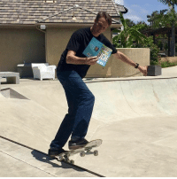 "Amazon, Anaconda, and Funny: For the next 24 hours I will be donating 100% of the profits from sales of my book ""Happy Is The New Rich"" to the Tony Hawk Foundation. The link for purchase is in my bio, or just go to Amazon and search Tank Sinatra or the title. (HUGE shoutout to @bfishing350 who said he'd match whatever the donation is 👍🏻💪🏼)"